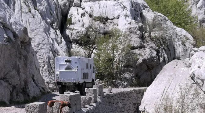 Plitvice und Velebit