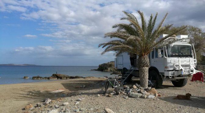 An der Ostküste Kretas entlang