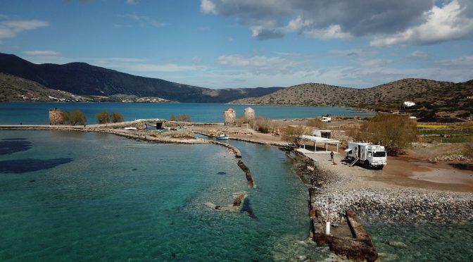 Nordküste Kretas