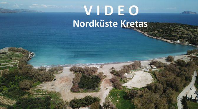 Video von der Nordküste Kretas