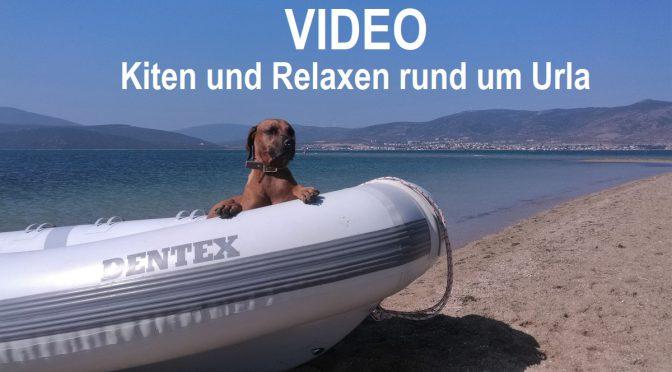 Kiten und Relaxen rund um Urla