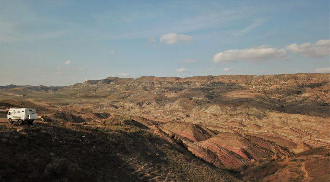 Über Kutaissi nach Armenien