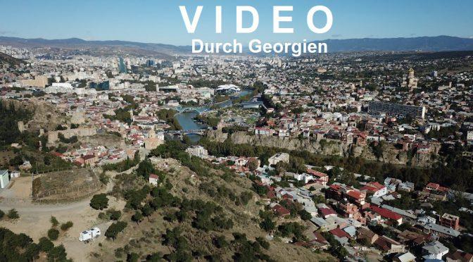 Video – Kutaissi nach Armenien