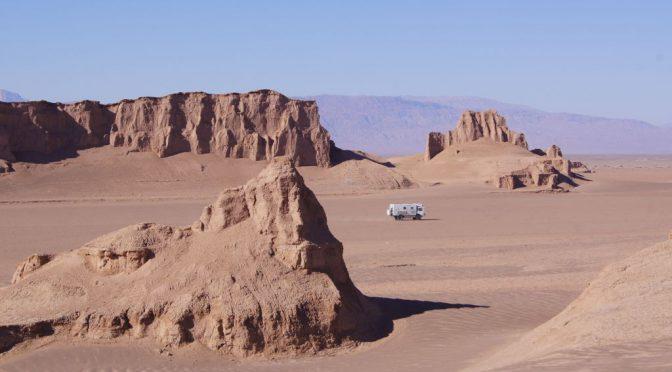 Abenteuer Iran