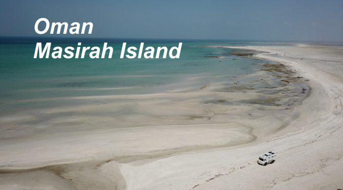 Oman – Masirah Island