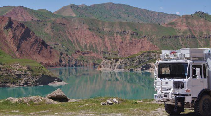 Irans bergiger Westen: Von Bandar Abbas Richtung Kurdistan
