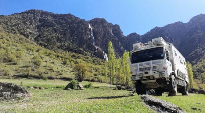 Irans Westen: Durch Lorestan und Kurdestan