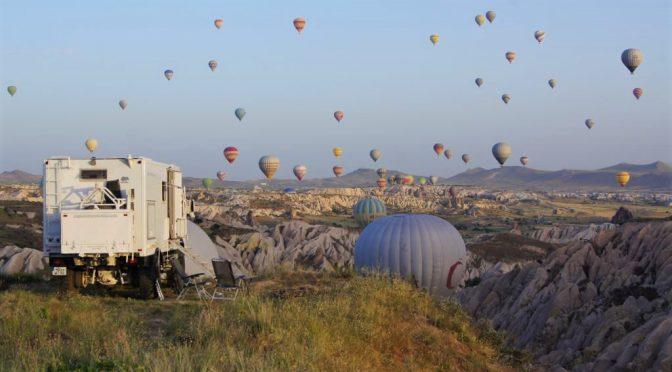 Türkei: Quer durch Anatolien zur Ägäis