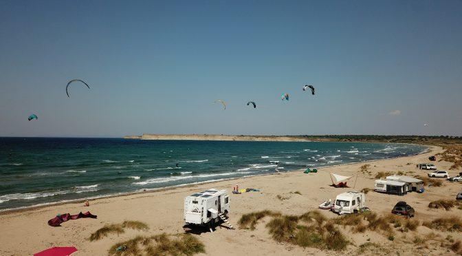 Türkei: Insel Gökceada